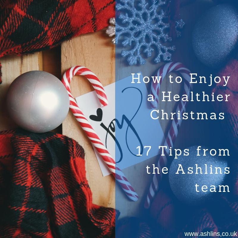 How to Enjoy a Healthier Christmas